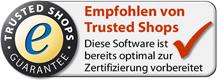 Trusted Shop Zertifizierung